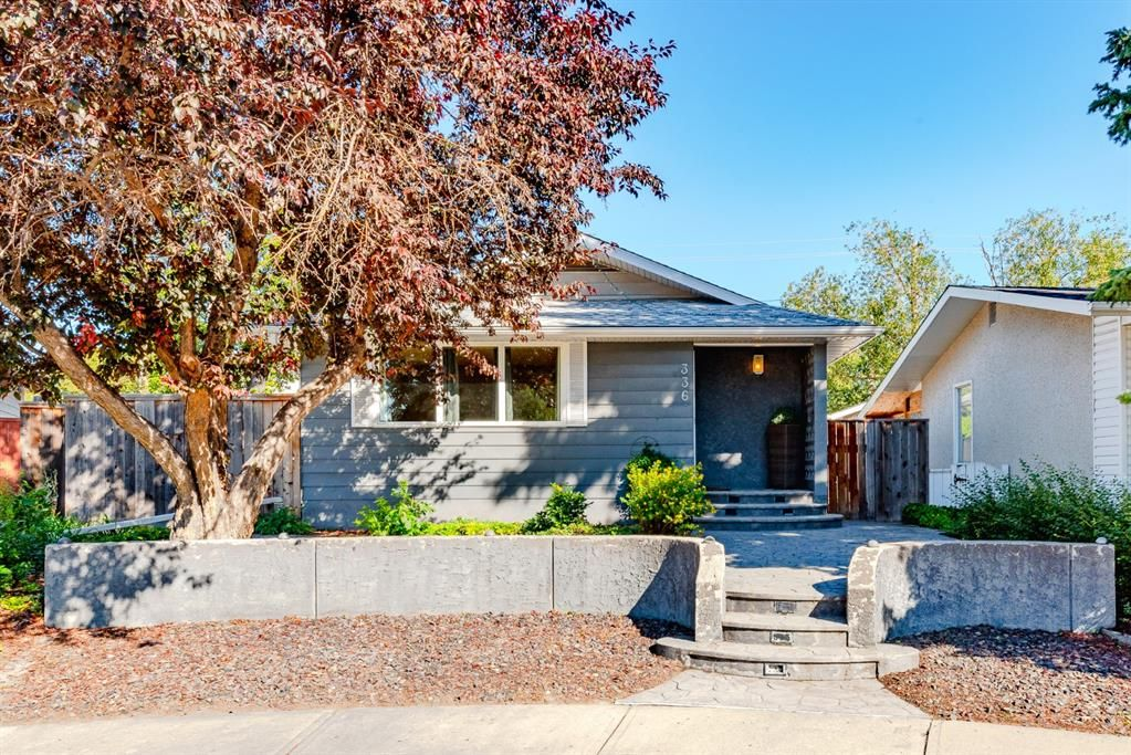 Main Photo: 336 Wascana Crescent SE in Calgary: Willow Park Detached for sale : MLS®# A1144272