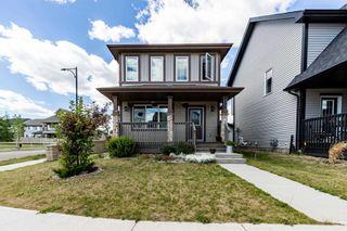Photo 38: 196 ALLARD Link in Edmonton: Zone 55 House for sale : MLS®# E4254887
