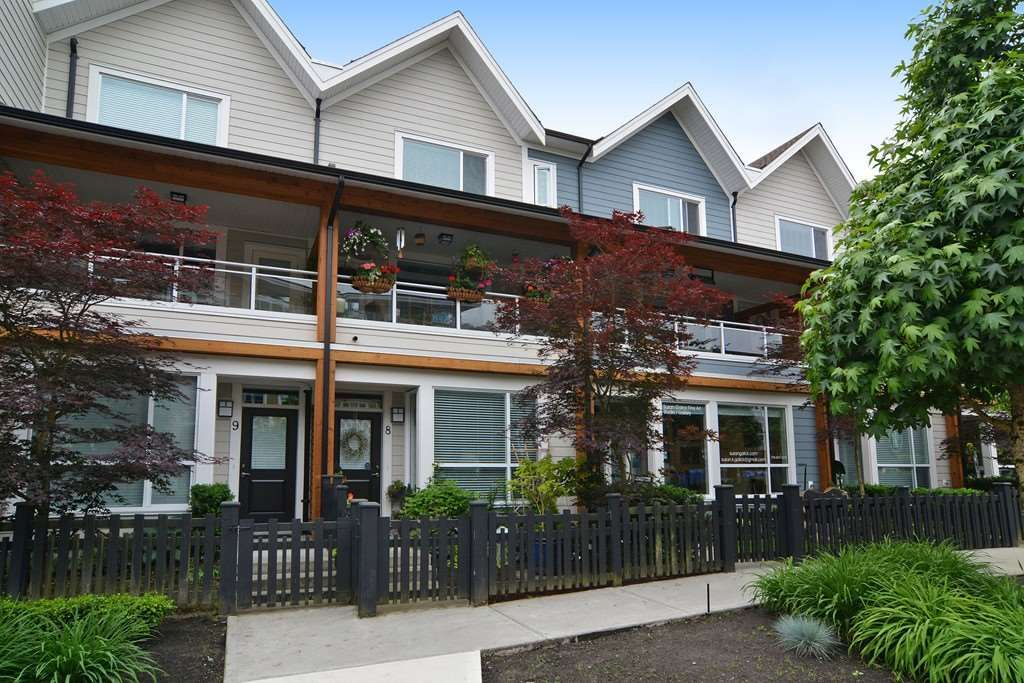 Main Photo: 8 23230 BILLY BROWN ROAD in Langley: Fort Langley Townhouse for sale : MLS®# R2071010