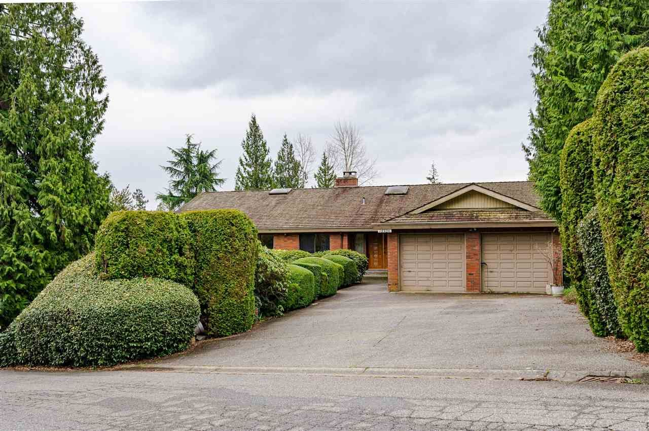 Main Photo: 12926 SOUTHRIDGE Drive in Surrey: Panorama Ridge House for sale : MLS®# R2551553