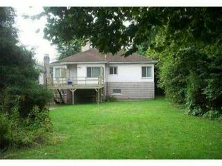 """Main Photo: 4025 W 39TH Avenue in Vancouver: Dunbar House for sale in """"DUNBAR"""" (Vancouver West)  : MLS®# V1047578"""