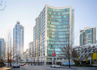 Photo 1: B110 1331 HOMER STREET in Vancouver: Yaletown Condo for sale (Vancouver West)  : MLS®# R2340973