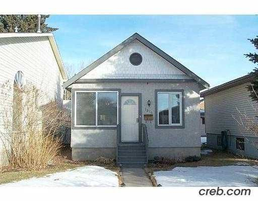 Main Photo:  in : Capitol Hill Residential Detached Single Family for sale (Calgary)  : MLS®# C2254978