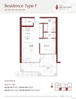Photo 3: 208 1920 Oak Bay Ave in : Vi Jubilee Condo for sale (Victoria)  : MLS®# 877882