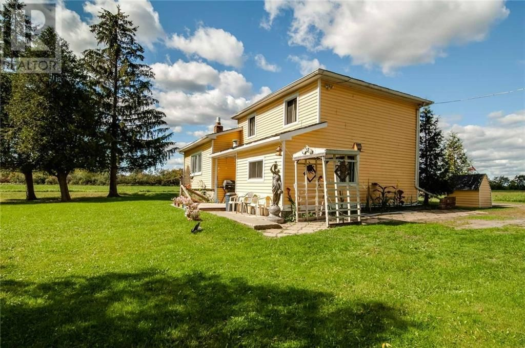 Main Photo: 20557 CONCESSION 9 ROAD in Alexandria: Agriculture for sale : MLS®# 1211934