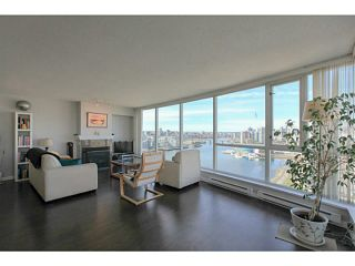 """Photo 2: 2206 120 MILROSS Avenue in Vancouver: Mount Pleasant VE Condo for sale in """"THE BRIGHTON"""" (Vancouver East)  : MLS®# V1108623"""