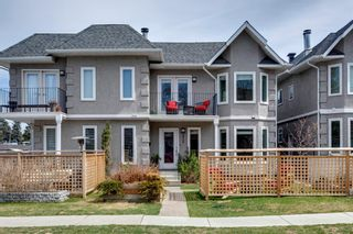 Main Photo: 3512A 14A Street SW in Calgary: Altadore Row/Townhouse for sale : MLS®# A1103191