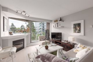 """Photo 6: 401 1575 W 10TH Avenue in Vancouver: Fairview VW Condo for sale in """"The Triton"""" (Vancouver West)  : MLS®# R2404375"""
