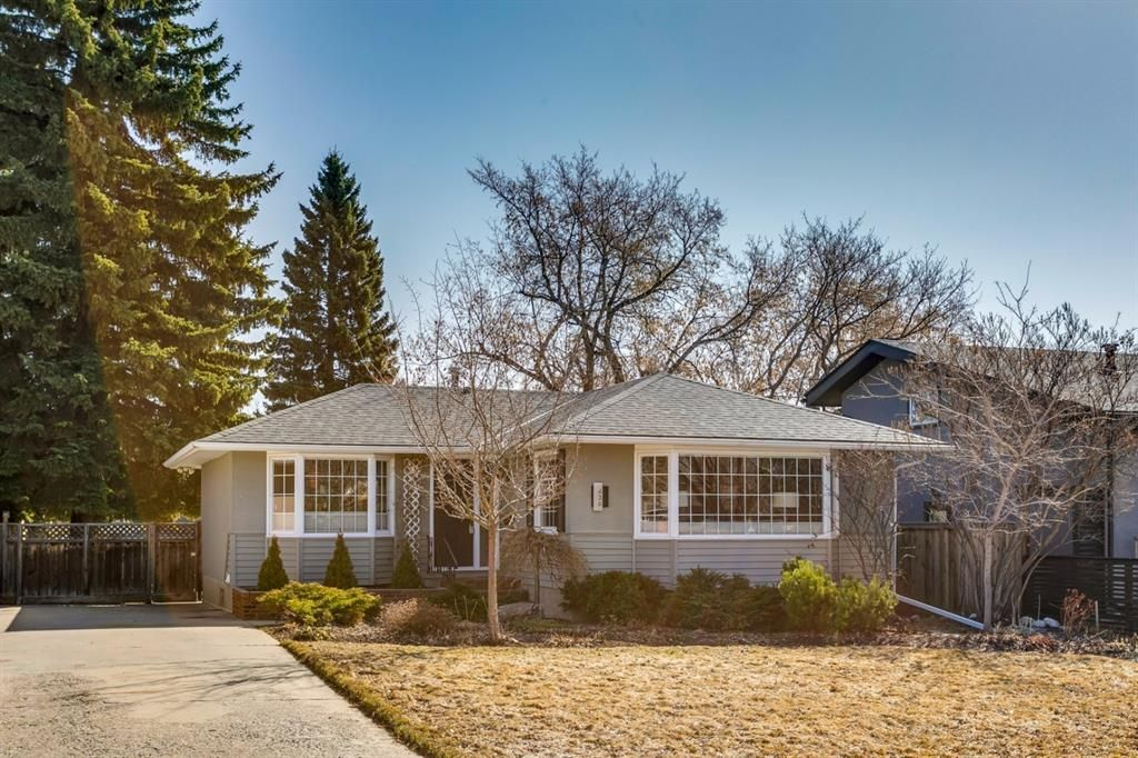 Main Photo: 436 38 Street SW in Calgary: Spruce Cliff Detached for sale : MLS®# A1091044