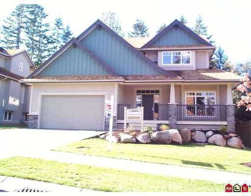 """Main Photo: 2899 147A ST in White Rock: Elgin Chantrell House for sale in """"Heritage Trail"""" (South Surrey White Rock)  : MLS®# F2606227"""