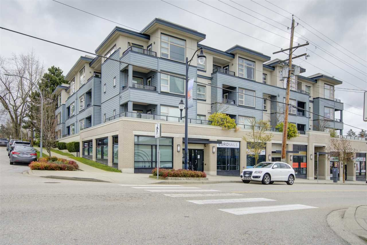 """Main Photo: 101 709 TWELFTH Street in New Westminster: Moody Park Condo for sale in """"SHIFT"""" : MLS®# R2448309"""