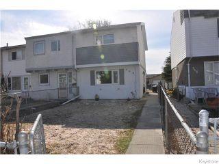Photo 1: 364 Houde Drive in Winnipeg: Fort Garry / Whyte Ridge / St Norbert Residential for sale (South Winnipeg)  : MLS®# 1608570