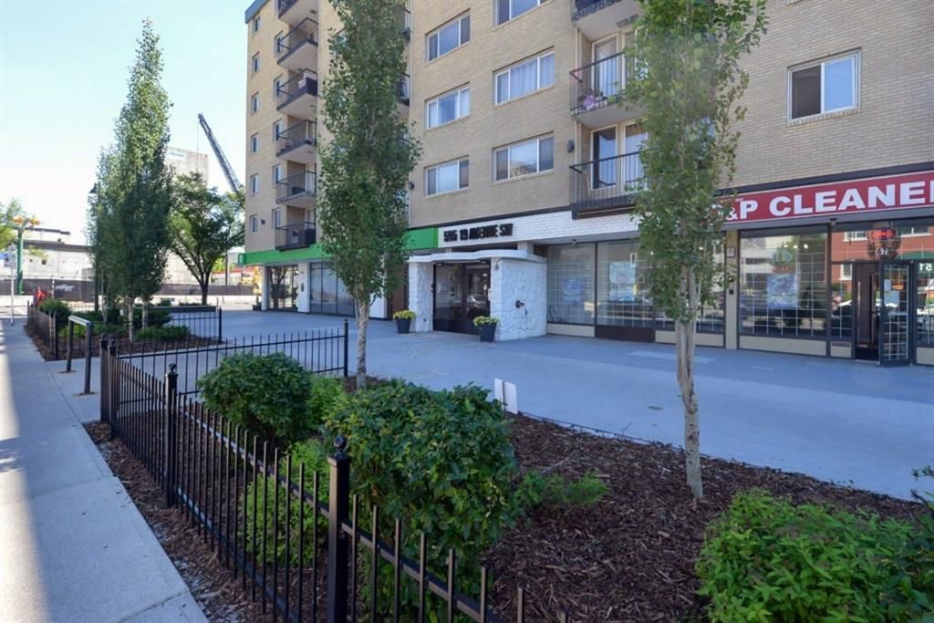 Main Photo: 308 505 19 Avenue SW in Calgary: Cliff Bungalow Apartment for sale : MLS®# A1126941