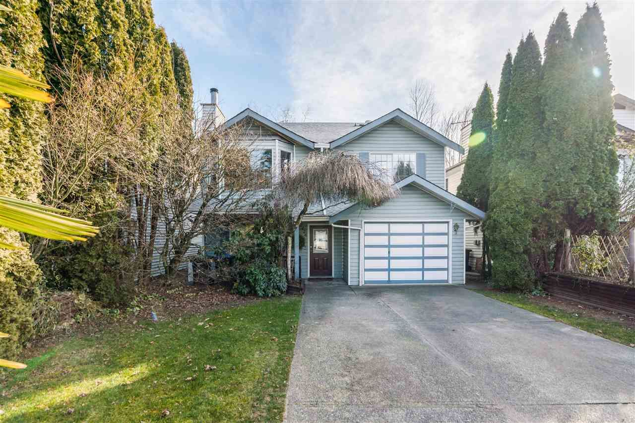 Main Photo: 2426 BENNIE Place in Port Coquitlam: Riverwood House for sale : MLS®# R2539741