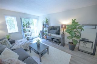 """Photo 1: 103 9890 MANCHESTER Drive in Burnaby: Cariboo Condo for sale in """"Brookside Court"""" (Burnaby North)  : MLS®# R2509254"""