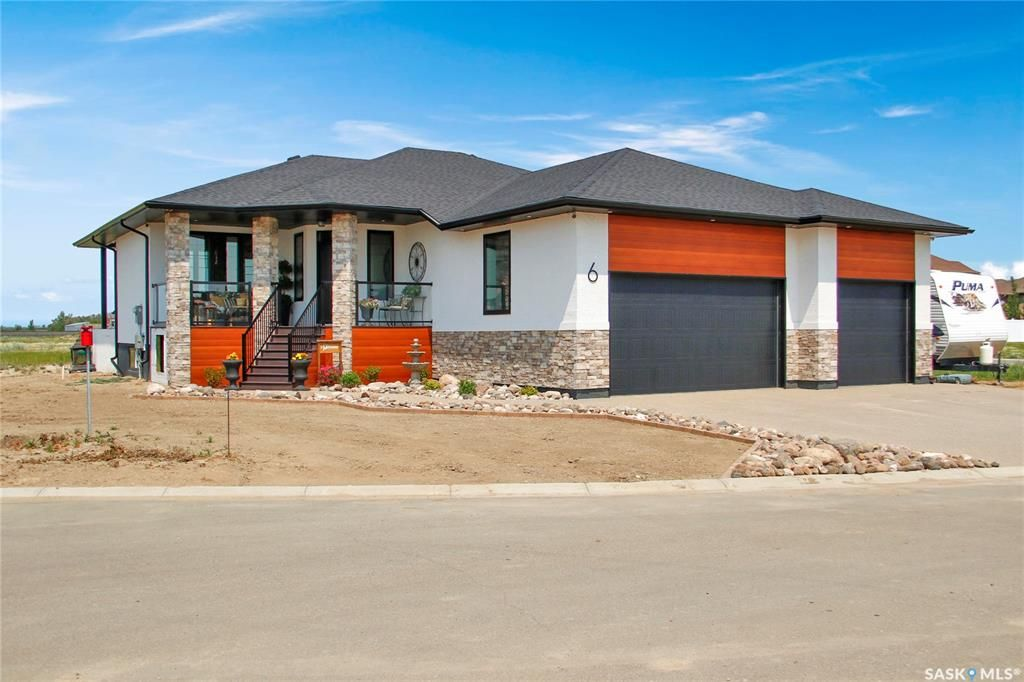 Main Photo: 6 Assiniboia Bay in Balgonie: Residential for sale : MLS®# SK864173