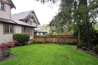 "Photo 16: 22 23151 HANEY Bypass in Maple Ridge: East Central Townhouse for sale in ""STONEHOUSE ESTATES"" : MLS®# R2386013"