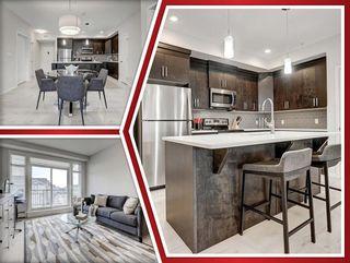 Photo 1: 316 6703 New Brighton Avenue SE in Calgary: New Brighton Apartment for sale : MLS®# A1063426