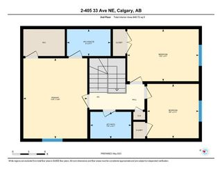 Photo 33:  in Calgary: Winston Heights/Mountview Row/Townhouse for sale : MLS®# A1105103
