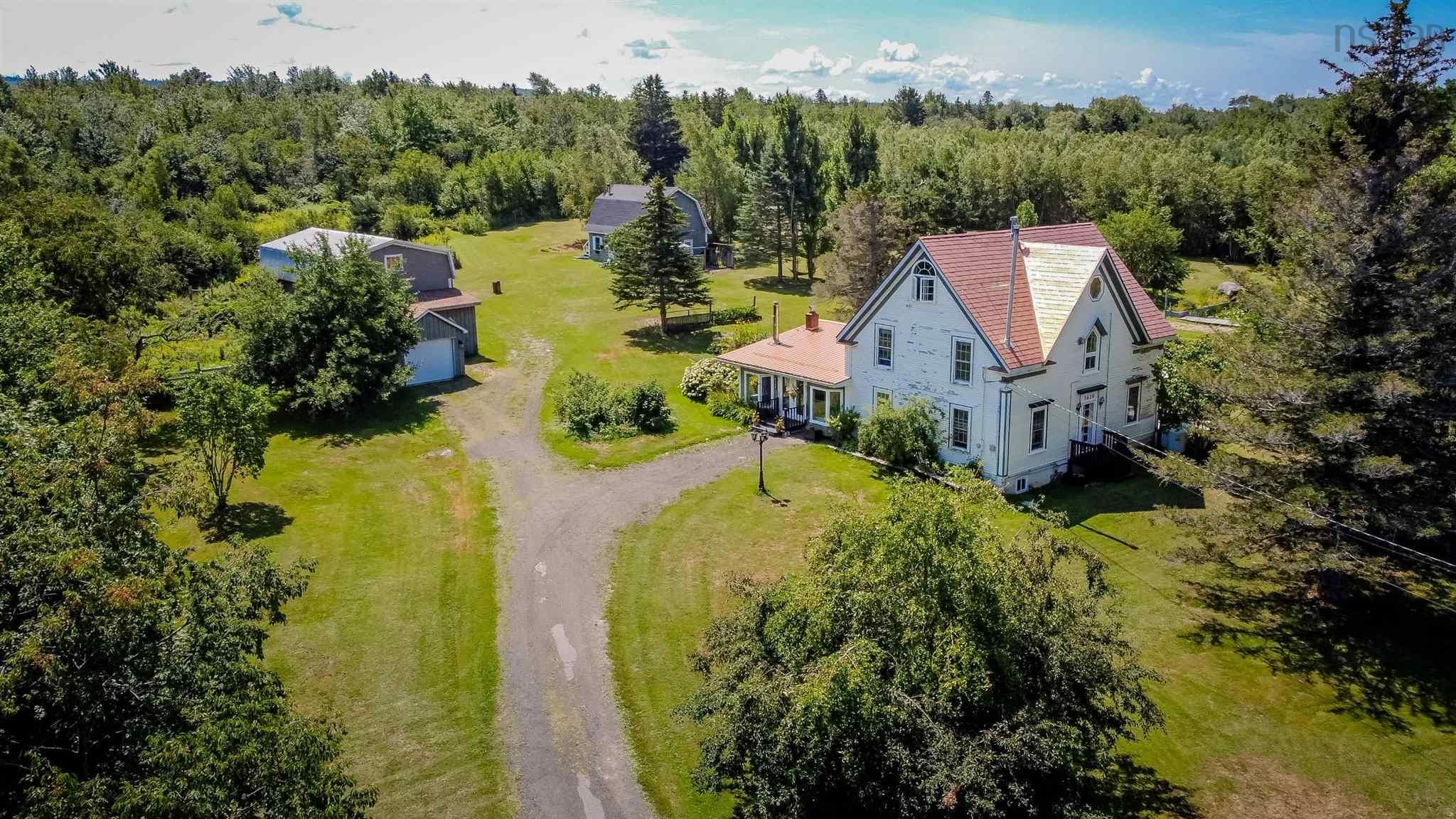 Main Photo: 3620 Highway 201 in Centrelea: 400-Annapolis County Residential for sale (Annapolis Valley)  : MLS®# 202120462