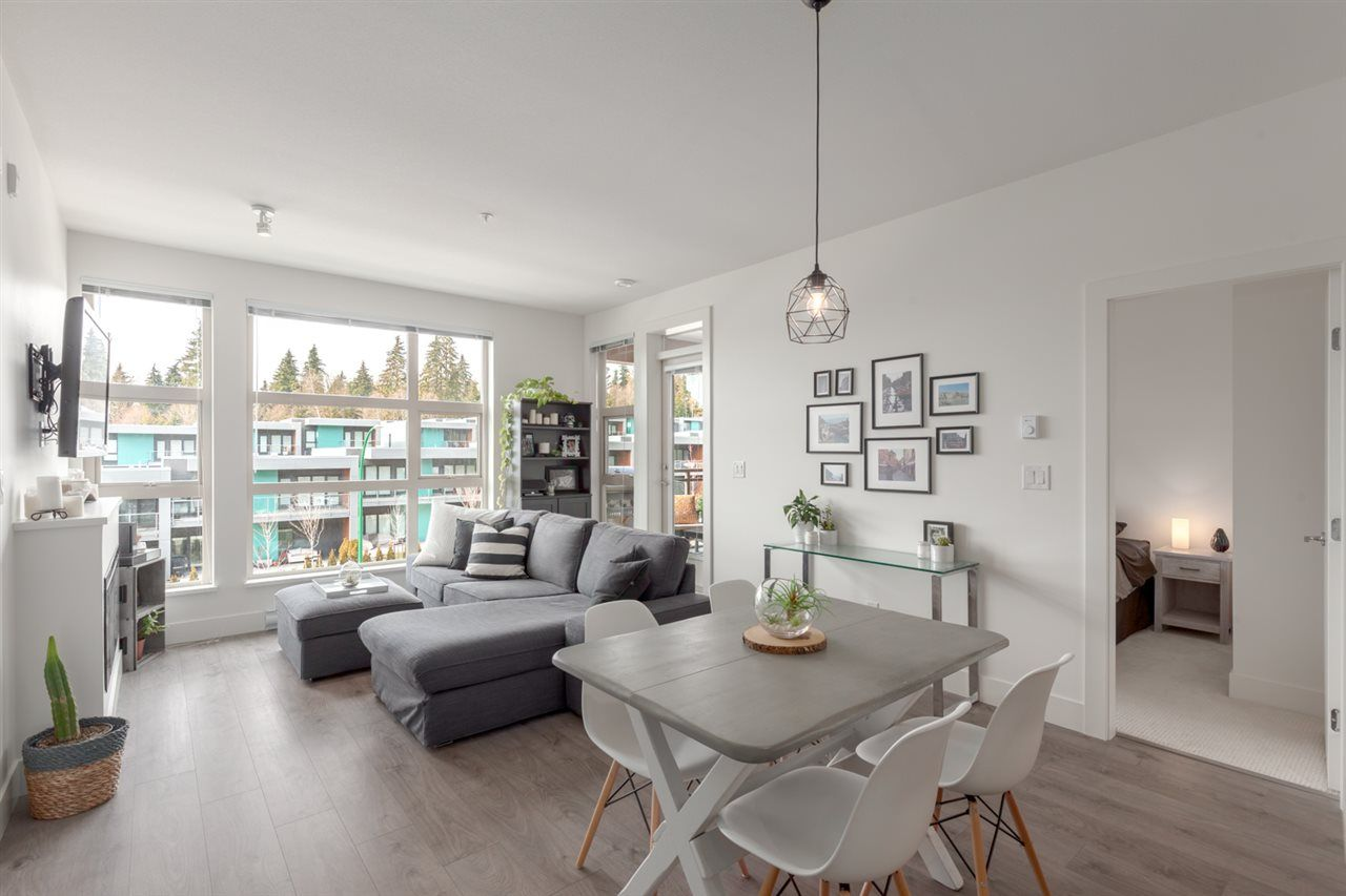 """Main Photo: 308 3602 ALDERCREST Drive in North Vancouver: Roche Point Condo for sale in """"DESTINY 2 AT RAVEN WOODS"""" : MLS®# R2349893"""