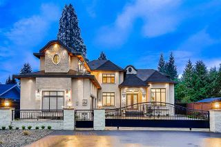Main Photo: 1310 WILLOW Way in Coquitlam: Harbour Chines House for sale : MLS®# R2365615