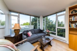 """Photo 2: 505 1650 W 7TH Avenue in Vancouver: Fairview VW Condo for sale in """"VIRTU"""" (Vancouver West)  : MLS®# R2609277"""