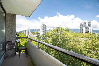"""Photo 7: 805 1720 BARCLAY Street in Vancouver: West End VW Condo for sale in """"LANCASTER GATE"""" (Vancouver West)  : MLS®# R2586470"""
