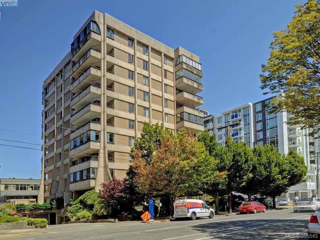 Main Photo: 501 1034 Johnson St in VICTORIA: Vi Downtown Condo for sale (Victoria)  : MLS®# 793069