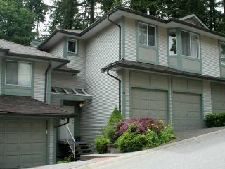 Photo 1: # 27 103 PARKSIDE DR in Port Moody: Heritage Mountain Condo for sale : MLS®# V1009143