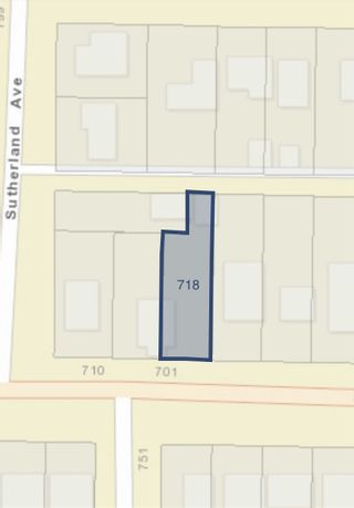 Photo 3: 718 E KEITH Road in North Vancouver: Boulevard Land for sale : MLS®# R2531417