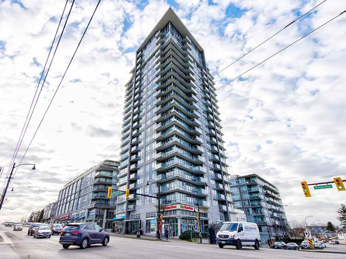 "Main Photo: 1607 4815 ELDORADO Mews in Vancouver: Collingwood VE Condo for sale in ""2300 KINGSWAY"" (Vancouver East)  : MLS®# R2562372"