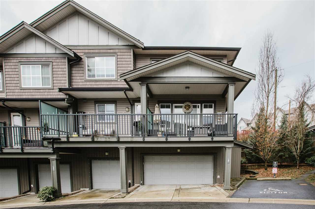 Photo 3: Photos: 8 11176 GILKER HILL Road in Maple Ridge: Cottonwood MR Townhouse for sale : MLS®# R2524679