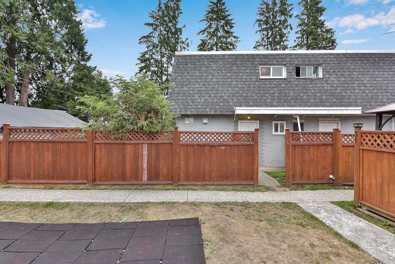 """Photo 22: Photos: 37 21555 DEWDNEY TRUNK Road in Maple Ridge: West Central Townhouse for sale in """"Richmond Court"""" : MLS®# R2611376"""