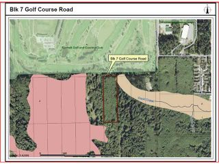 Photo 2: BLOCK 7 GOLF COURSE RD in Sechelt: Sechelt District Land for sale (Sunshine Coast)  : MLS®# V834530