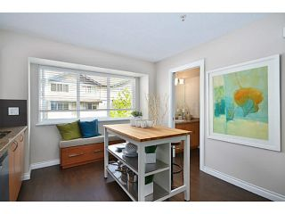 """Photo 8: 18 1268 RIVERSIDE Drive in Port Coquitlam: Riverwood Townhouse for sale in """"SOMERSTON LANE"""" : MLS®# V1045119"""