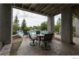 Photo 19: 130 Lindenshore Drive in Winnipeg: River Heights / Tuxedo / Linden Woods Residential for sale (South Winnipeg)  : MLS®# 1613842