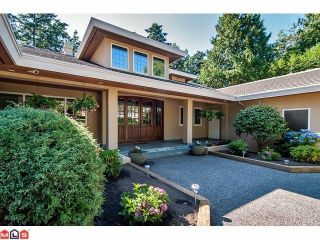 Photo 1: 1455 126A Street in Surrey: Crescent Bch Ocean Pk. House for sale (South Surrey White Rock)  : MLS®# F1227438