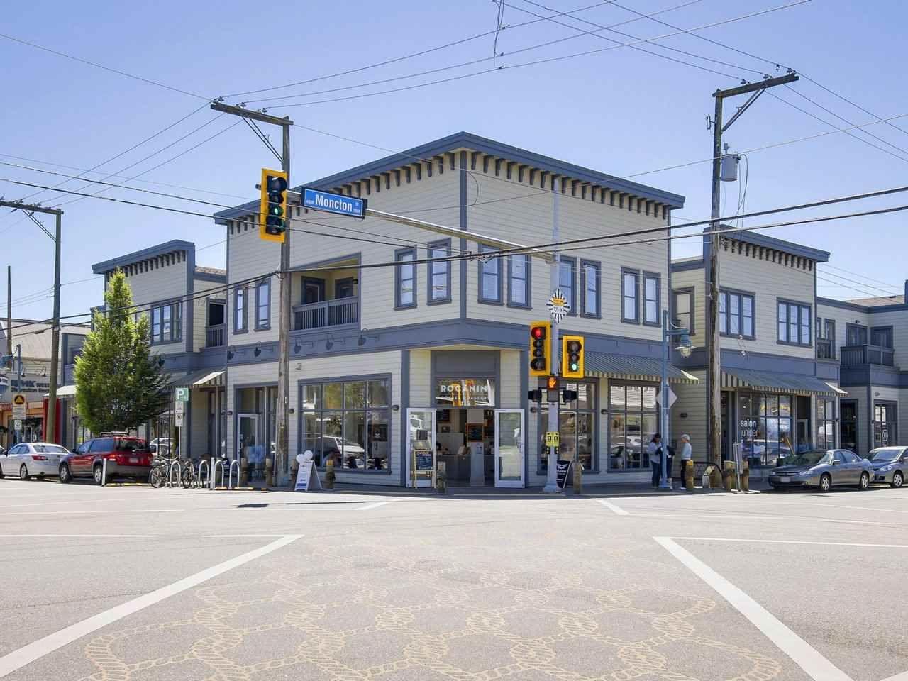"Main Photo: 205 3900 MONCTON Street in Richmond: Steveston Village Condo for sale in ""THE MUKAI"" : MLS®# R2182177"