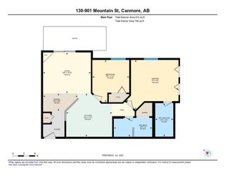 Photo 17: 130 901 Mountain Street: Canmore Apartment for sale : MLS®# A1011336