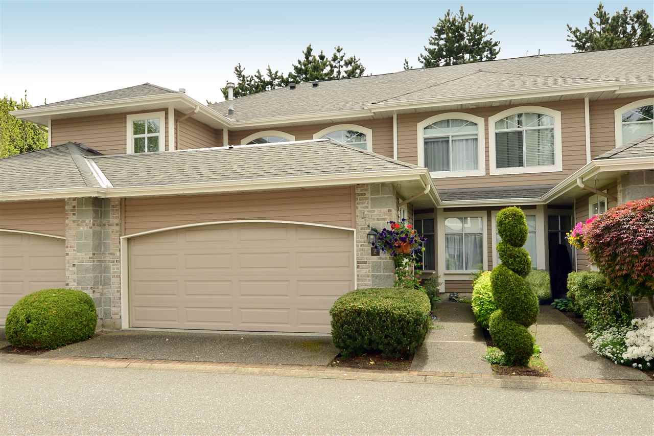 """Main Photo: 2 15273 24 Avenue in Surrey: King George Corridor Townhouse for sale in """"THE PENINSULA"""" (South Surrey White Rock)  : MLS®# R2406893"""