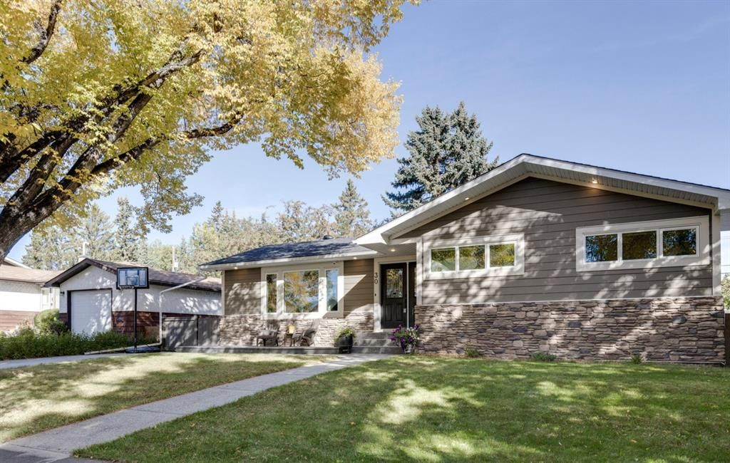 Main Photo: 30 Glenside Drive SW in Calgary: Glendale Detached for sale : MLS®# A1149883