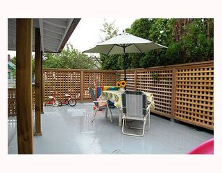 Photo 6: 3595 LAUREL Street in Vancouver: Cambie House for sale (Vancouver West)  : MLS®# V666216