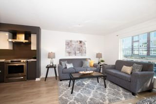 """Photo 3: 217 2888 E 2ND Avenue in Vancouver: Renfrew VE Condo for sale in """"SESAME"""" (Vancouver East)  : MLS®# R2621244"""