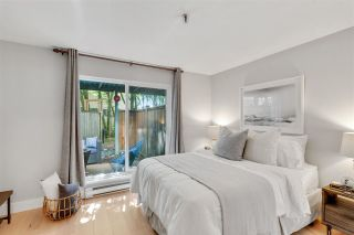 Photo 15: 108 2020 W 8 AVENUE in Vancouver: Kitsilano Townhouse for sale (Vancouver West)  : MLS®# R2585715
