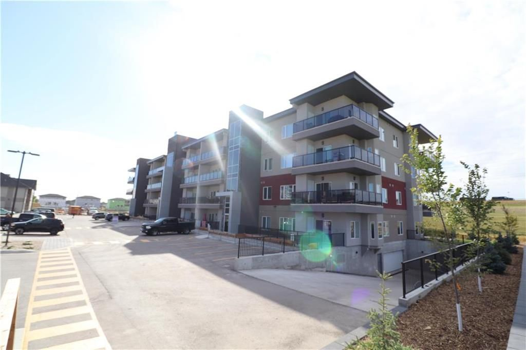 Main Photo: 308 70 Philip Lee Drive in Winnipeg: Crocus Meadows Condominium for sale (3K)  : MLS®# 202100348