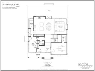 Photo 3: 2633 7 Avenue NW in Calgary: West Hillhurst Detached for sale : MLS®# A1109183