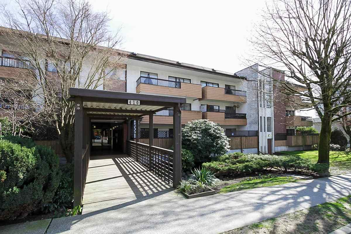 Main Photo: 106 410 AGNES STREET in : Downtown NW Condo for sale : MLS®# R2273367