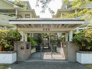 """Photo 32: 203 668 W 16TH Avenue in Vancouver: Cambie Condo for sale in """"The Mansions"""" (Vancouver West)  : MLS®# R2606926"""