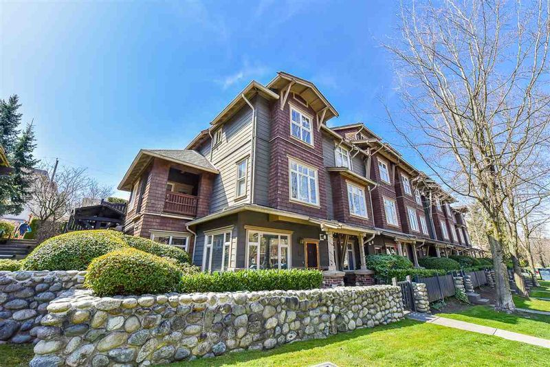 FEATURED LISTING: 141 - 600 PARK Crescent New Westminster